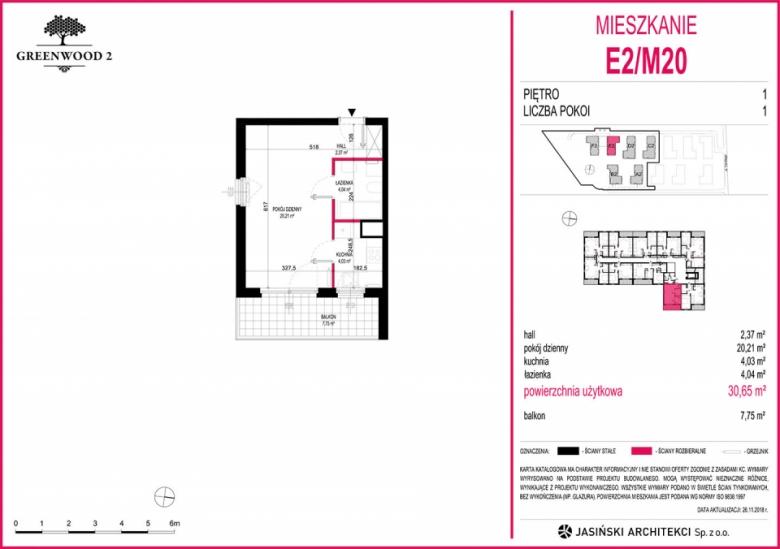 Mieszkanie E2/M20