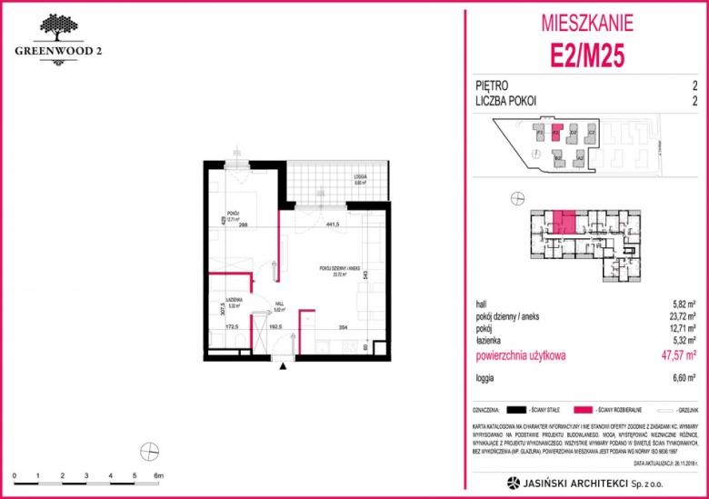 Mieszkanie E2/M25
