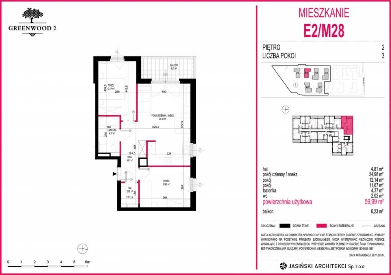 Mieszkanie E2/M28