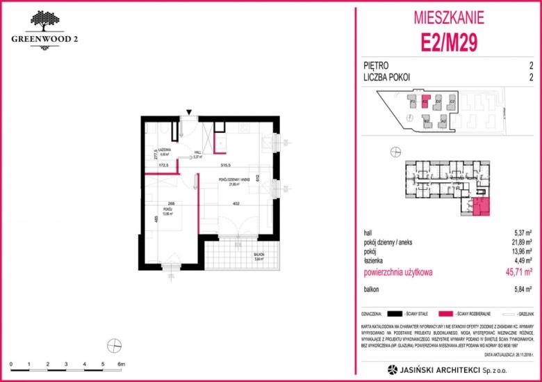 Mieszkanie E2/M29