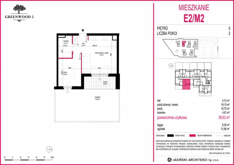 Mieszkanie E2/M2