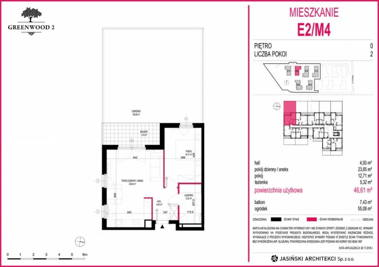 Mieszkanie E2/M4