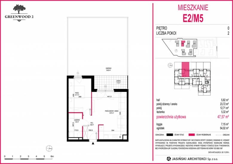 Mieszkanie E2/M5