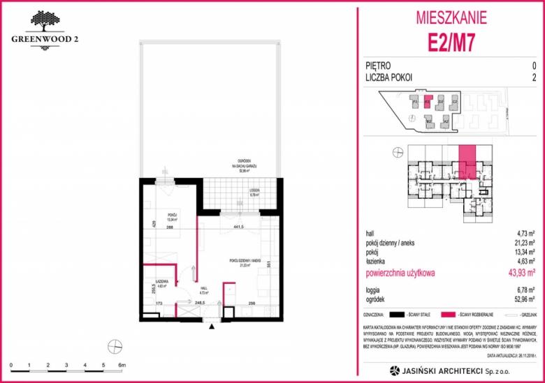Mieszkanie E2/M7