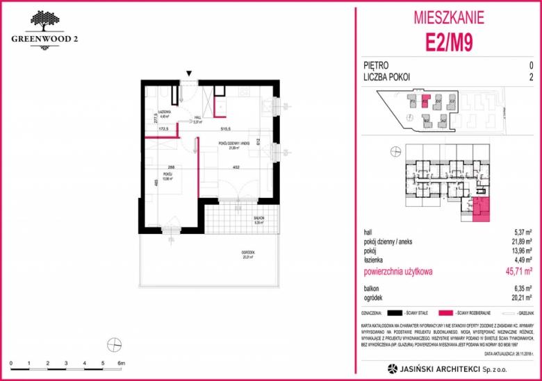 Mieszkanie E2/M9