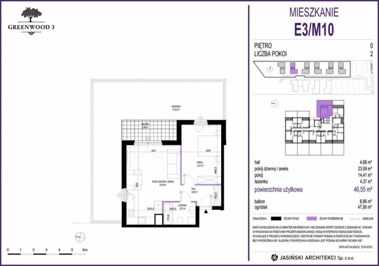 Mieszkanie E3/M10