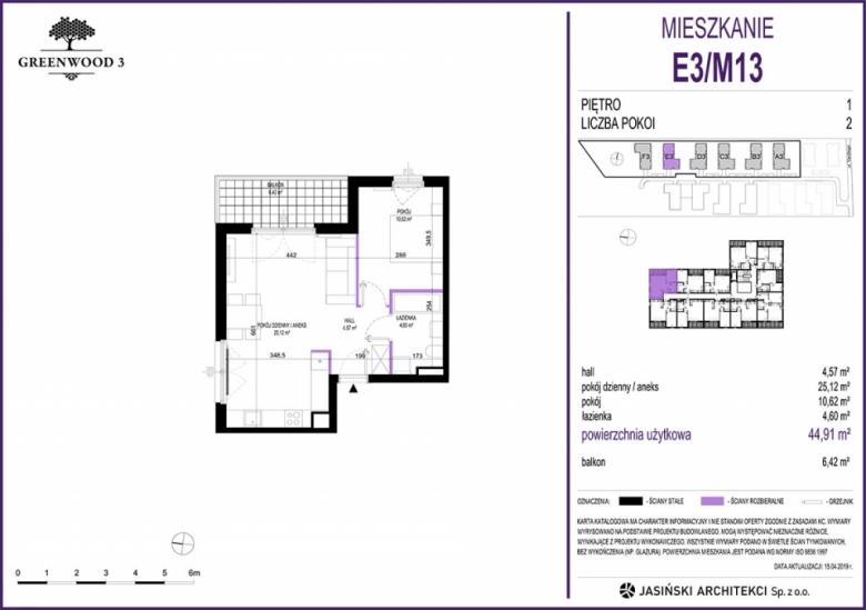 Mieszkanie E3/M13