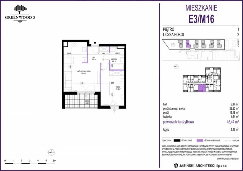Mieszkanie E3/M16