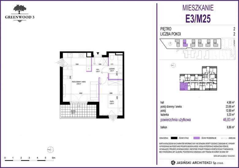 Mieszkanie E3/M25