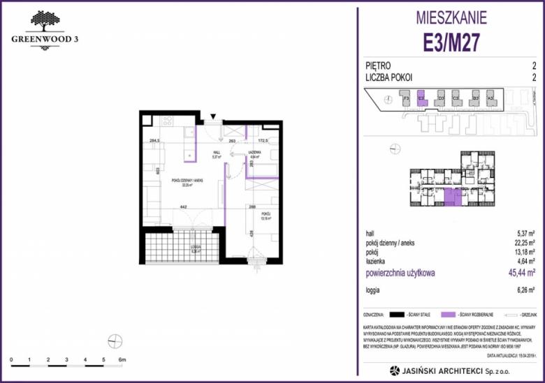 Mieszkanie E3/M27