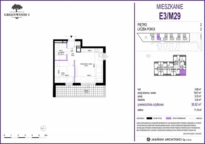 Mieszkanie E3/M29