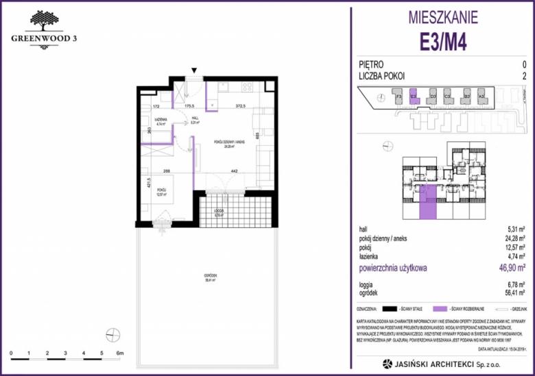 Mieszkanie E3/M4