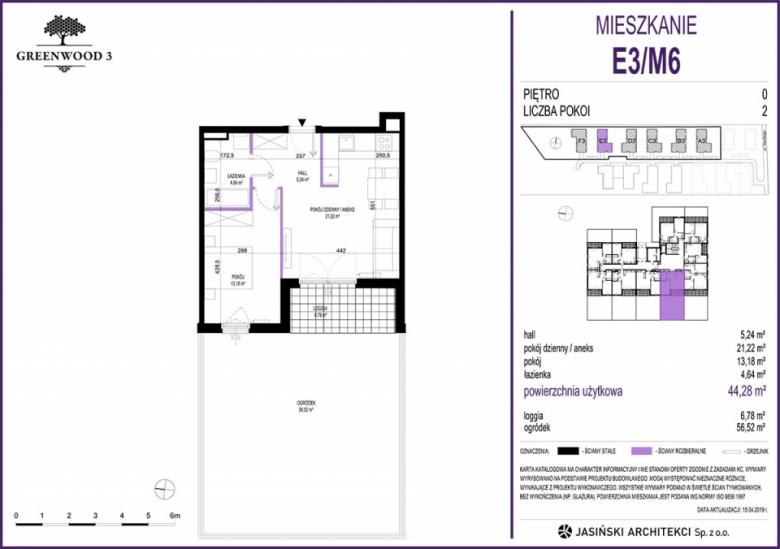 Mieszkanie E3/M6