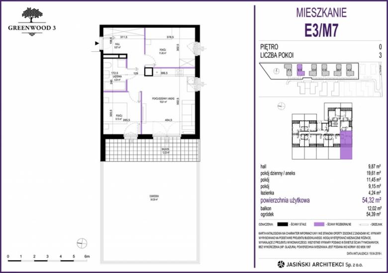 Mieszkanie E3/M7