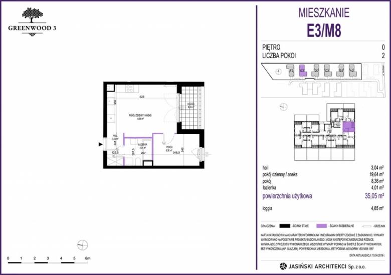 Mieszkanie E3/M8