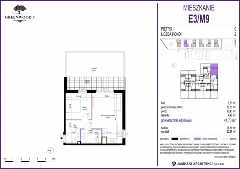 Mieszkanie E3/M9