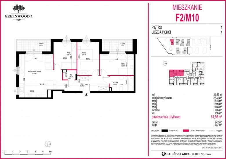 Mieszkanie F2/M10