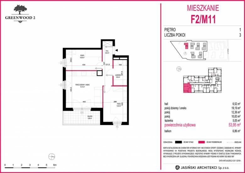 Mieszkanie F2/M11