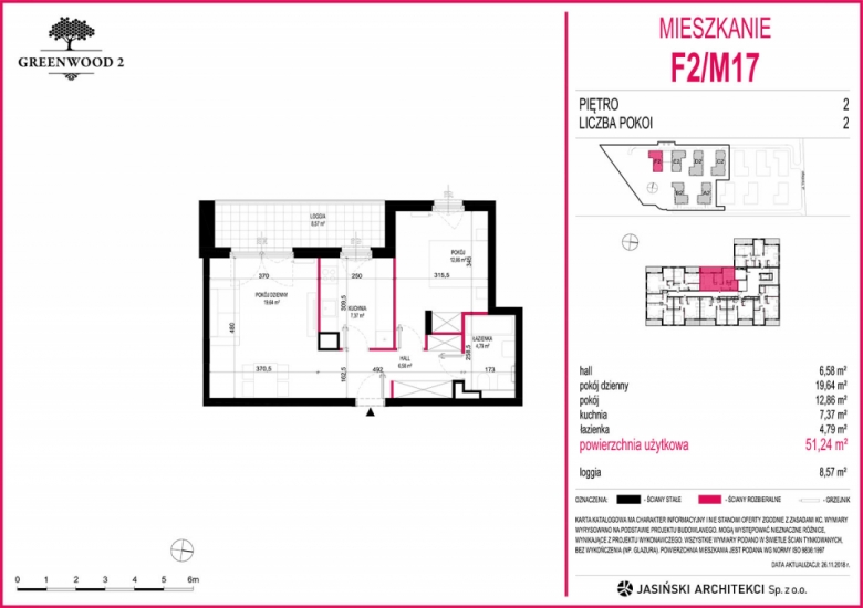 Mieszkanie F2/M17