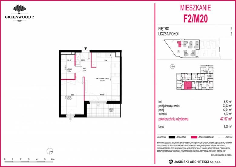 Mieszkanie F2/M20