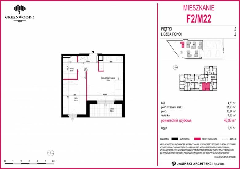 Mieszkanie F2/M22