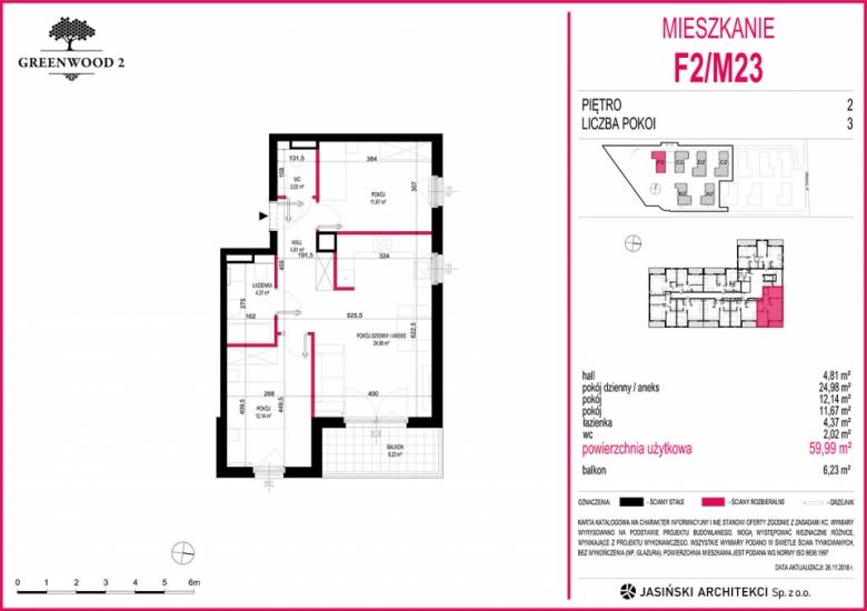 Mieszkanie F2/M23