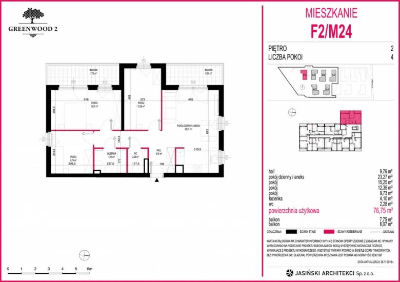 Mieszkanie F2/M24