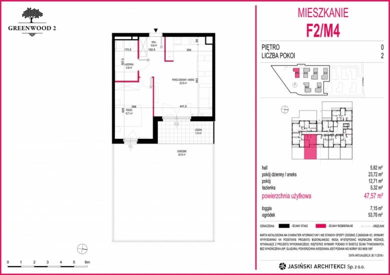 Mieszkanie F2/M4