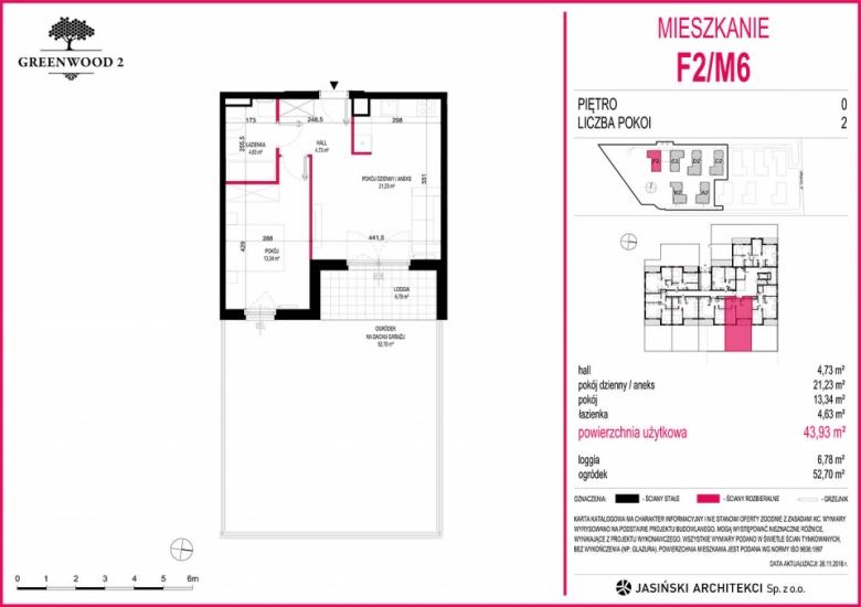 Mieszkanie F2/M6