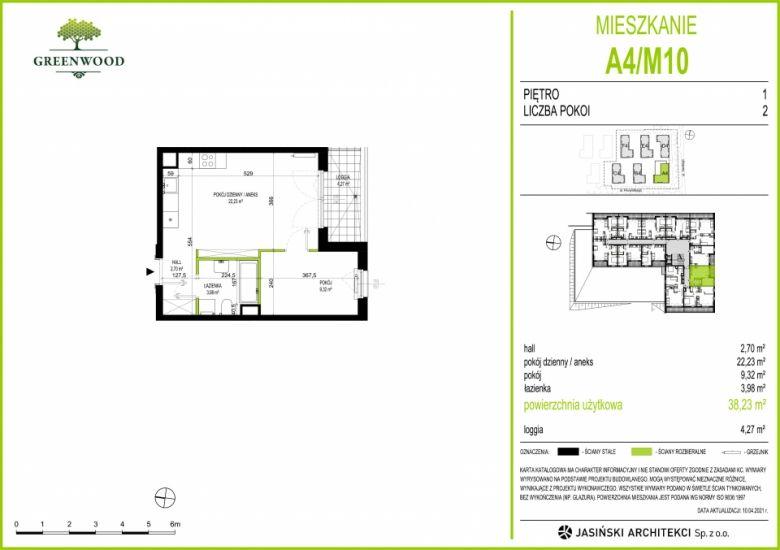 Mieszkanie A4/M10