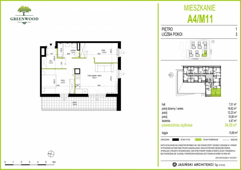 Mieszkanie A4/M11