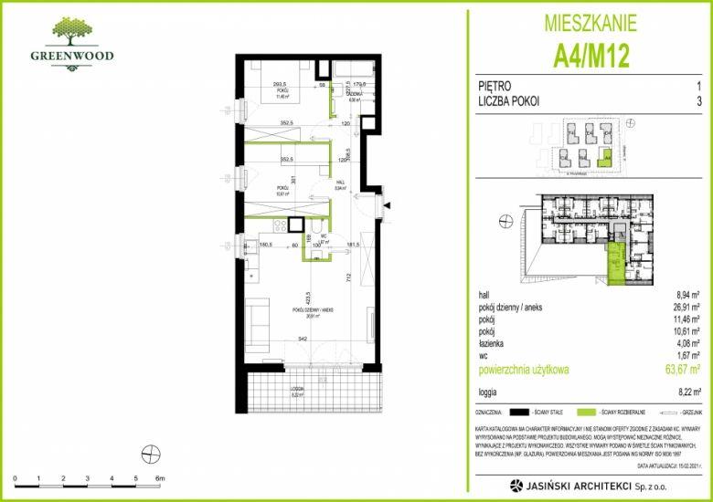 Mieszkanie A4/M12