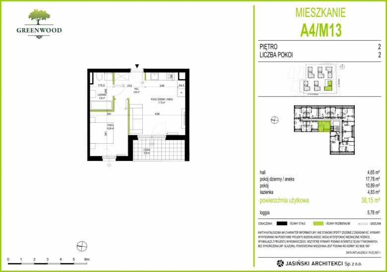 Mieszkanie A4/M13
