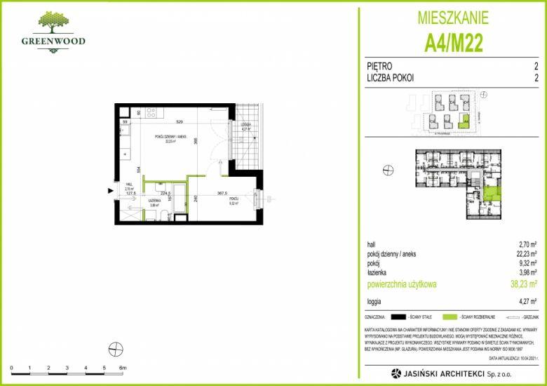 Mieszkanie A4/M22