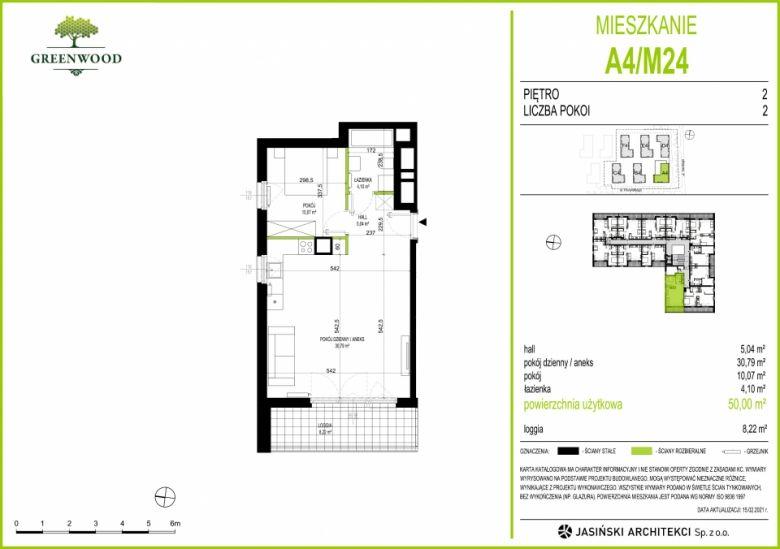 Mieszkanie A4/M24
