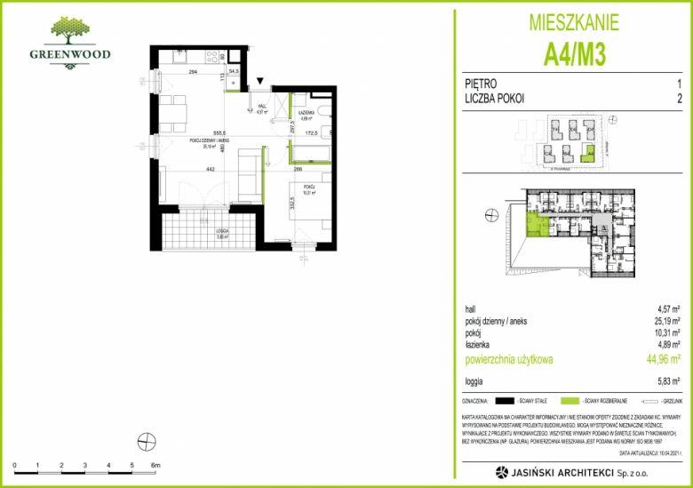 Mieszkanie A4/M3