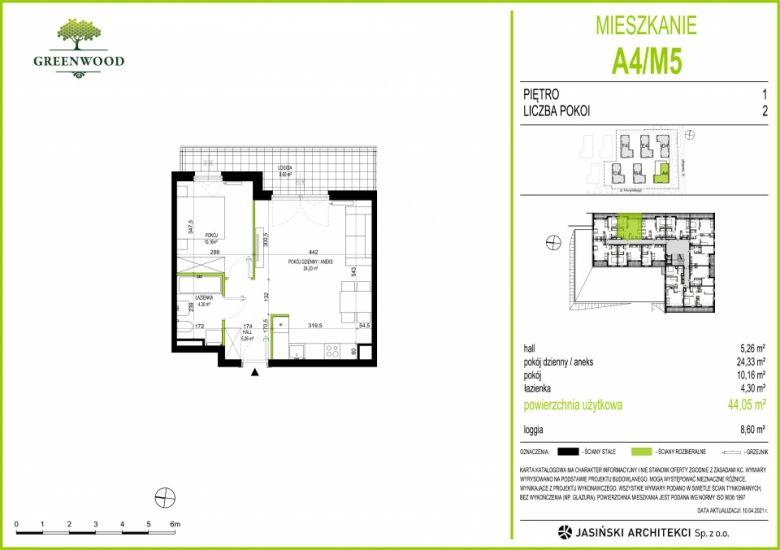 Mieszkanie A4/M5