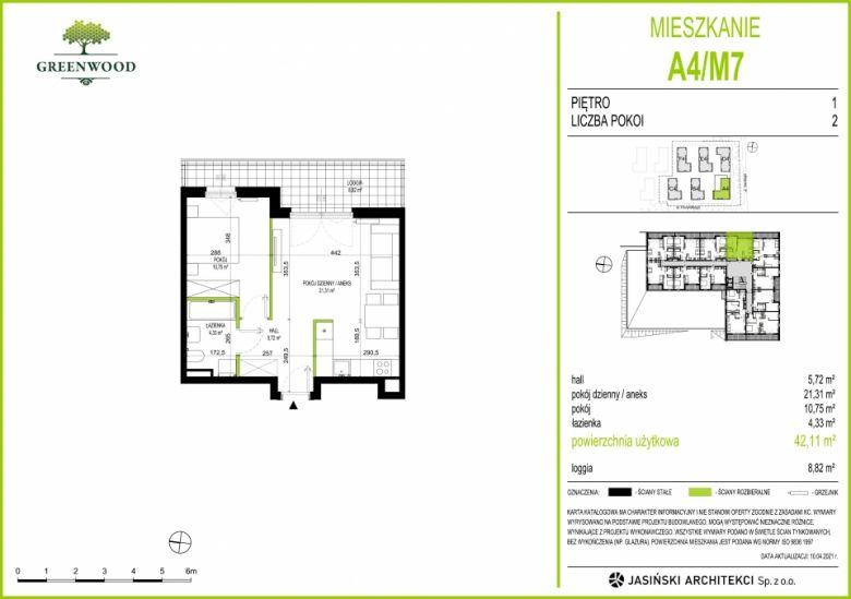 Mieszkanie A4/M7