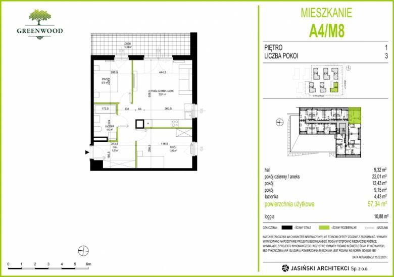 Mieszkanie A4/M8