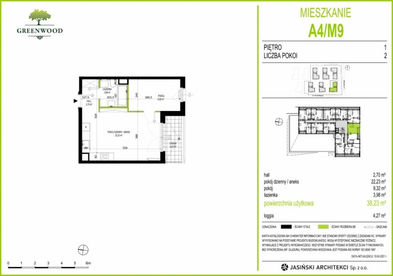 Mieszkanie A4/M9