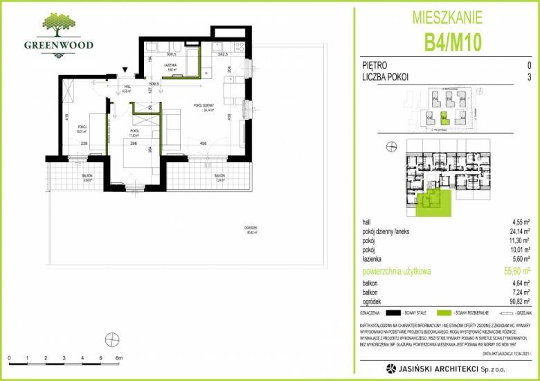 Mieszkanie B4/M10