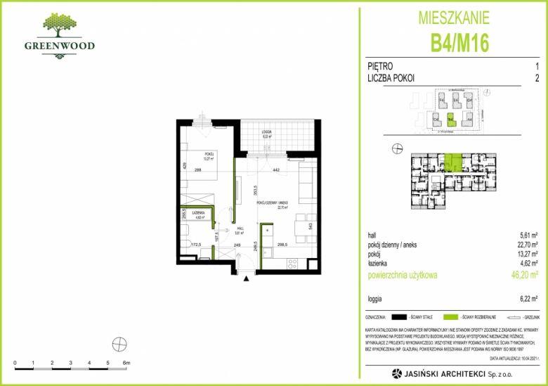 Mieszkanie B4/M16