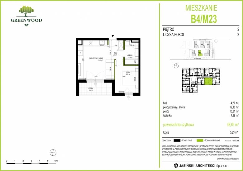 Mieszkanie B4/M23