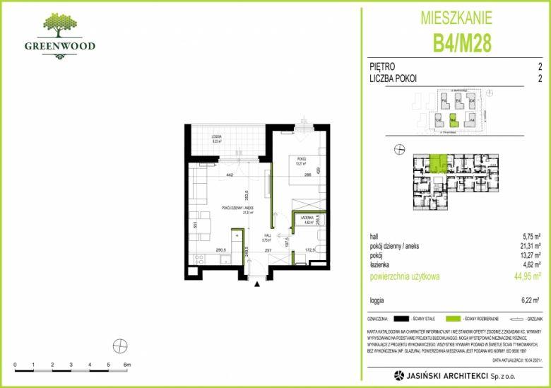 Mieszkanie B4/M28
