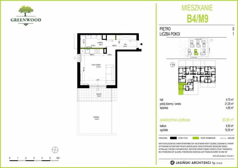 Mieszkanie B4/M9