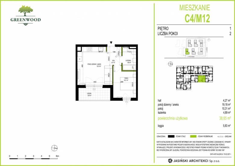 Mieszkanie C4/M12