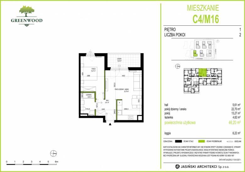 Mieszkanie C4/M16