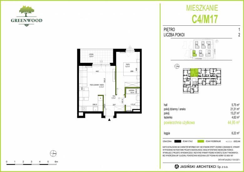 Mieszkanie C4/M17