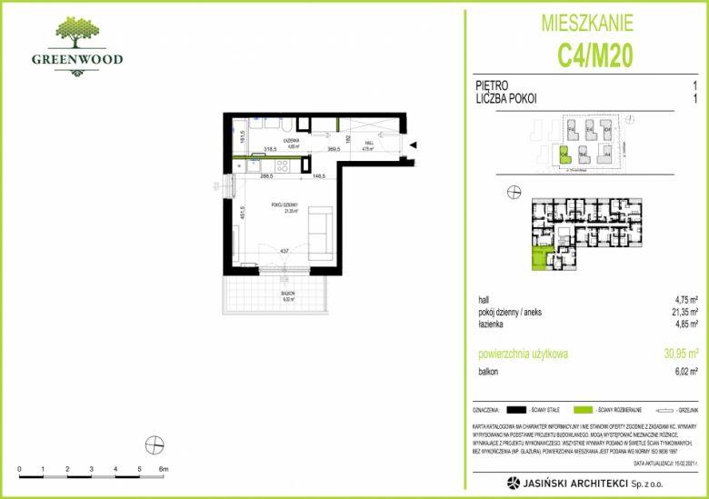 Mieszkanie C4/M20