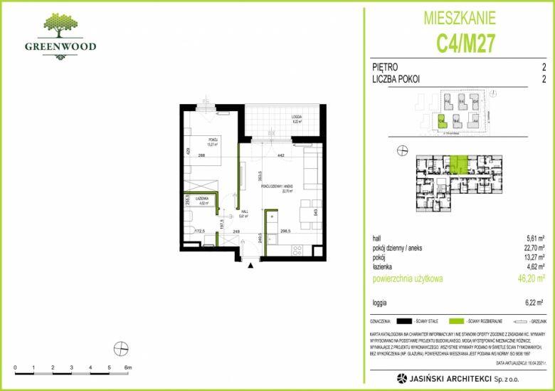 Mieszkanie C4/M27